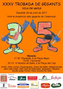cartell trobada 2017