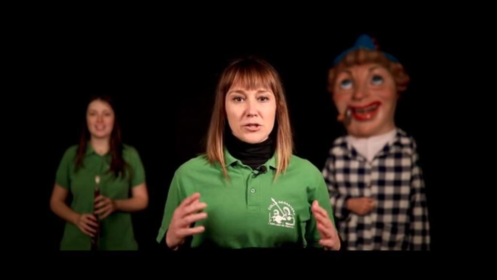 VÍDEO: Els Grallers, Gegants i Nans de l'Espluga, al vídeo de la Nit d'Entitats 2019