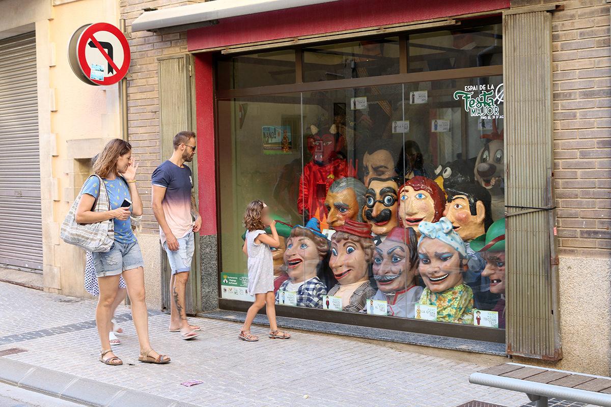 Obre el nou 'Espai de la Festa Major' de l'Espluga, temporal fins el 31 d'agost