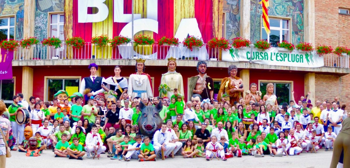 L'Obertura, la Cercavila Gran i la Gran Ballada, els moments més simbòlics de la Festa Major de l'Espluga