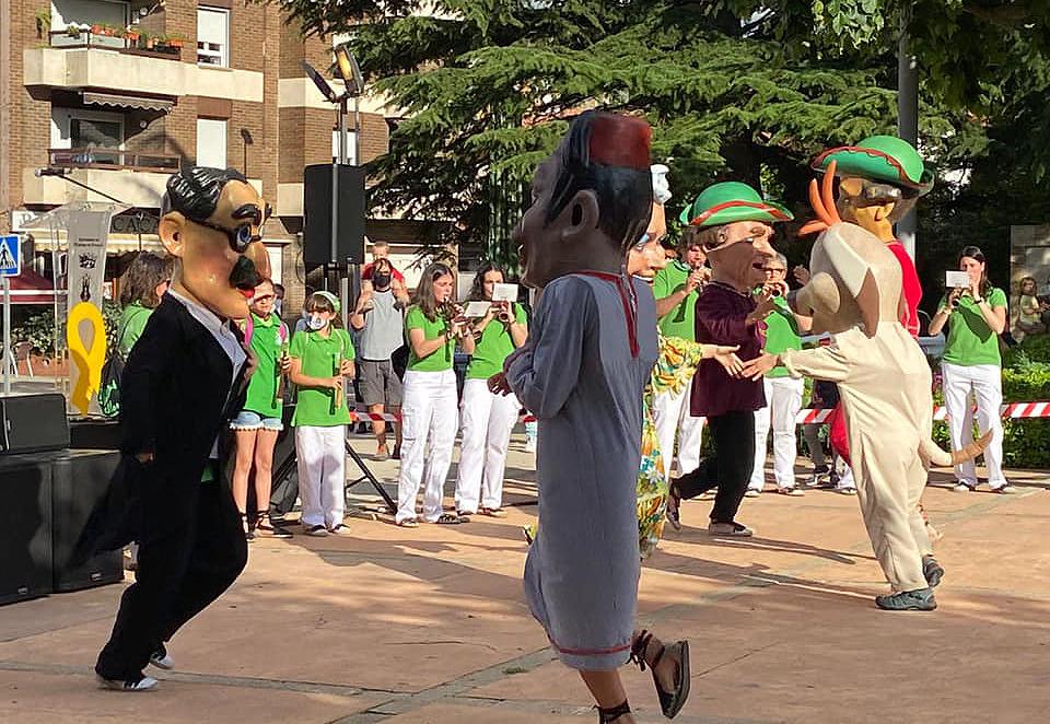 L'Espluga es retroba amb la cultura popular en el primer Sant Joan en pandèmia