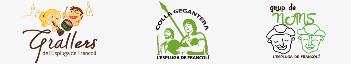 Grallers, Gegants i Nans de l'Espluga de Francolí