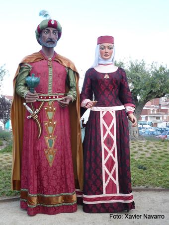 Ben Hassad i Mercè de a Murtra