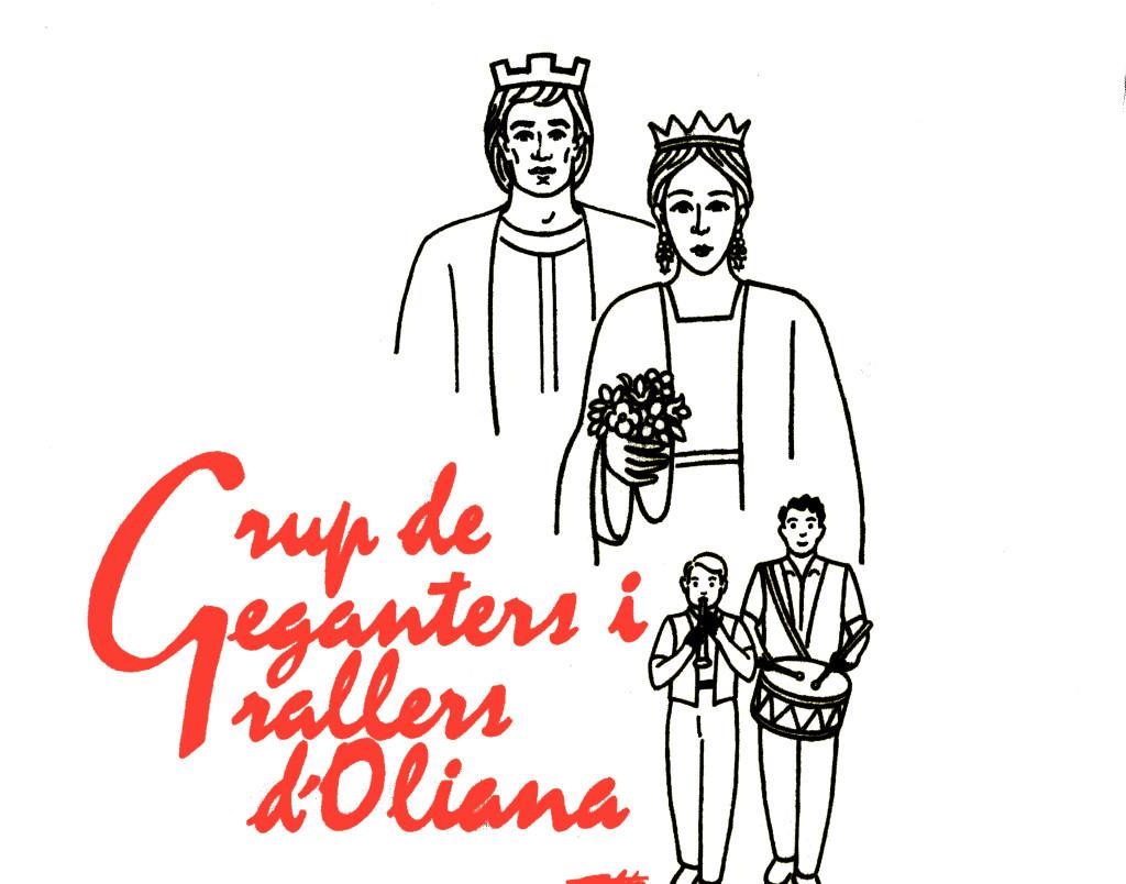 Logo Geganters d'Oliana
