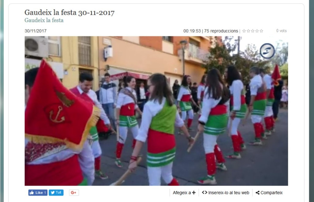 imatge Gaudeix la Festa